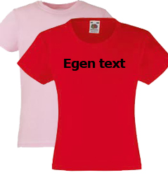Flicktopp egen text