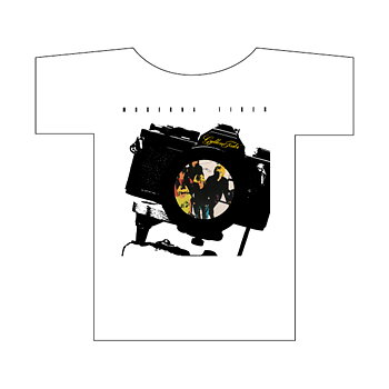 T-shirt: Camera Female