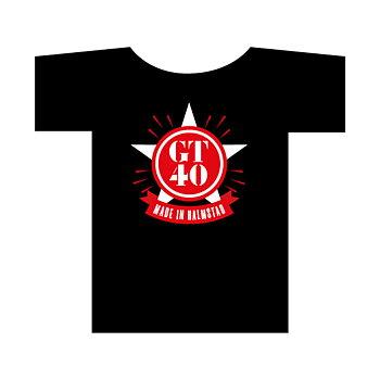 T-shirt: GT40