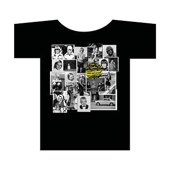 T-shirt: Samma skrot och korn