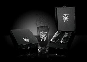 MOTÖRHEAD - DRINK GLASSES (2-PACK)