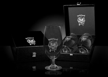 MOTÖRHEAD - BEER GLASSES (2-PACK)