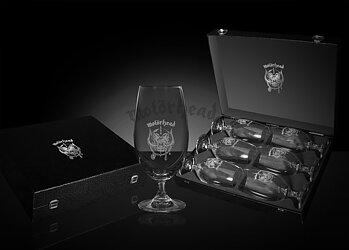 MOTÖRHEAD - BEER GLASSES (6-PACK)