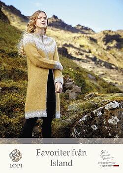 Favoriter från Island, mönsterhäfte från Lopi
