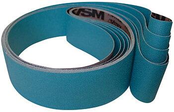 Slipband, ändlöst K 80 cirkon-korund 75x2000mm VSM