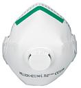 10st Filtrerande halvmask Honeywell FFP2D 4211