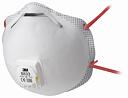 10st Filtrerande halvmask 3M 8833 FFP3V