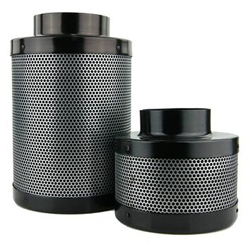 Mastercarbo Carbon Filter - 550m3/h - 125mm