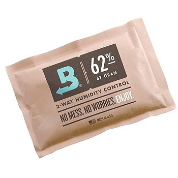 Boveda Bags for Humidity 67g 62%