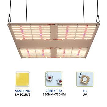 Quantum LED-board 480W