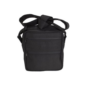 The Murse Messenger Bag Black