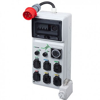 Davin Mini-Grower- 8X600W DV-M08 Euro Plug