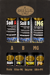 Gold Label  Full Package Soil