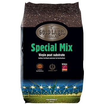 Gold Label, Special Mix jord 45L