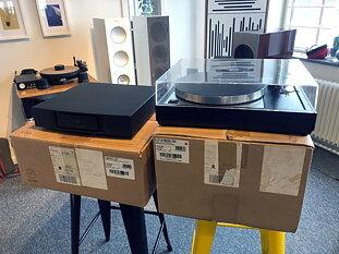 Linn LP12 - Skivspelarpaket - Beg