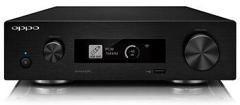 Oppo Sonica DAC med streamer & hörlursförstärkare - Begagnad
