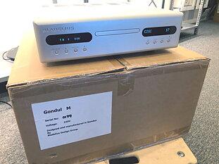 Bladelius Gondul M - CD/SACD/DVD-A spelare/DAC - Begagnad