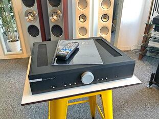 Musical Fidelity M5si  - Beg förstärkare med DAC