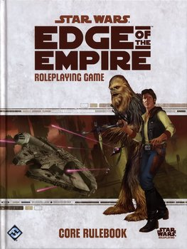 Star Wars: Edge of the Empire Core RPG