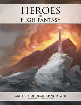 Heroes of High Fantasy: Artifices of Quartztoil Tower