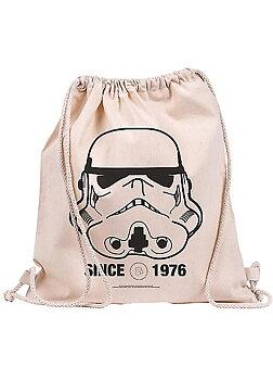 Drawstring Eco Bag - Original Storm Trooper Helmet