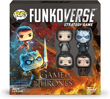 Funko POP! Funkoverse Game of Thrones - 100 Base