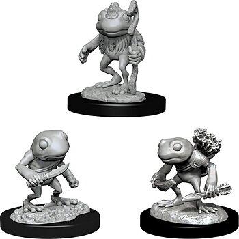 D&D Nolzurs Marvelous Miniatures: Grung