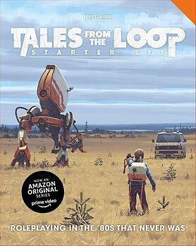 Tales from the Loop RPG: Starter Set + PDF