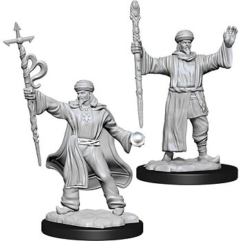 D&D Nolzurs Marvelous Miniatures: Male Human Wizard