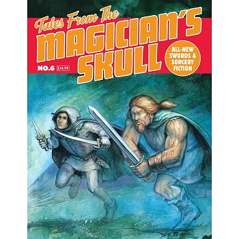 Tales from the Magician's Skull #6 (Fiction Magazine)