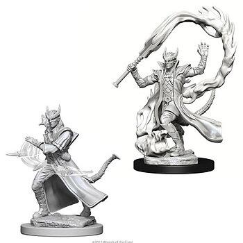 D&D Nolzurs Marvelous Miniatures: Tiefling Male Sorcerer