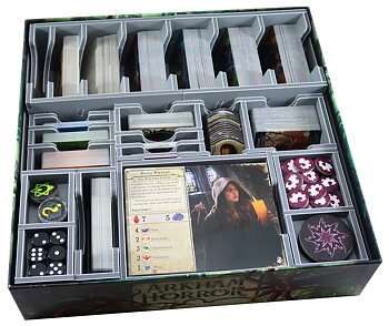 Folded Space - Arkham Horror 3d Edition Insert
