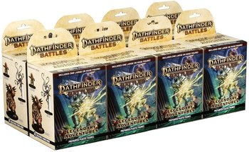 Pathfinder Battles: Legendary Adventures Booster Brick (8)