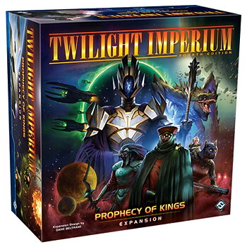 Twilight Imperium (4th ed): Prophecy of Kings (Exp.)