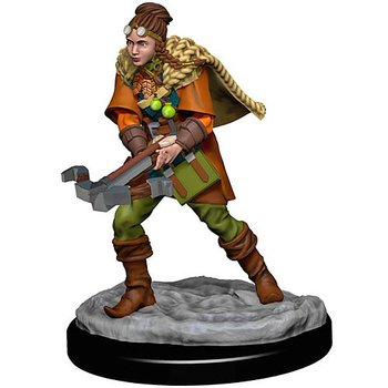 D&D Premium Painted Figure: Female Human Ranger