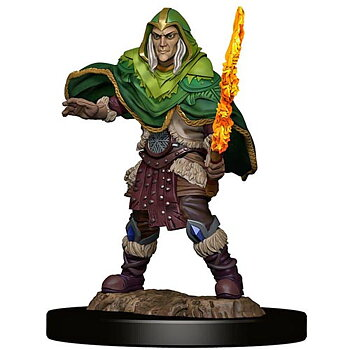 D&D Premium Painted Figure: Male Elf Fighter