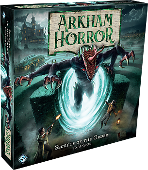 Arkham Horror - Secrets of the Order 3rd. Ed.