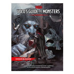 Dungeons & Dragons - Volos Guide to Monsters