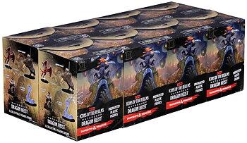 Dungeons & Dragons - Waterdeep Dragon Heist Booster Brick (8)