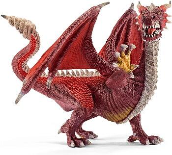 Schleich Dragon Warrior Toy Figure