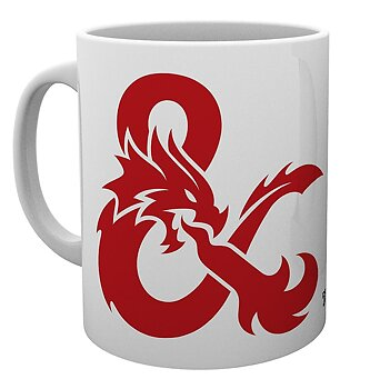 Dungeons and Dragons: Ampersand Mug