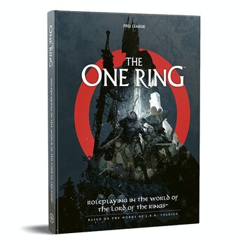 The One Ring RPG Core Rules 2nd Edition + PDF