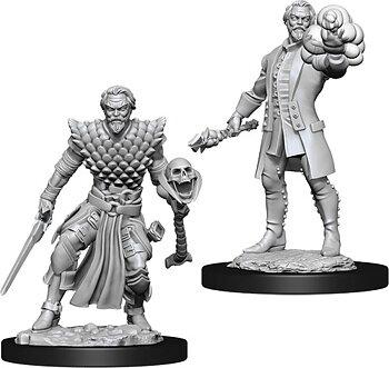 D&D Nolzurs Marvelous Unpainted Miniatures: Male Human Warlock