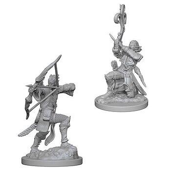 D&D Nolzurs Marvelous Unpainted Miniatures: Elf Male Bard