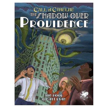 Call of Cthulhu: Shadow Over Providence + PDF