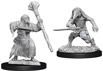 D&D Nolzurs Marvelous Miniatures: Kenku Adventurers