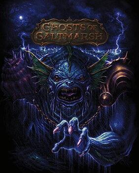 Dungeons & Dragons - Ghosts of Saltmarsh (Alt. Cover)