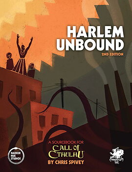 Call of Cthulhu: Harlem Unbound 2nd Edtition + PDF