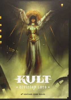 Kult Divinity Lost RPG Core Book + PDF