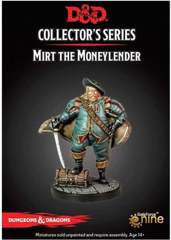 D&D Collectors Series: Waterdeep - Mirt the Moneylender